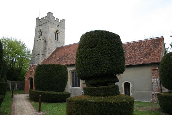 Borley church by Sirsnapsalot
