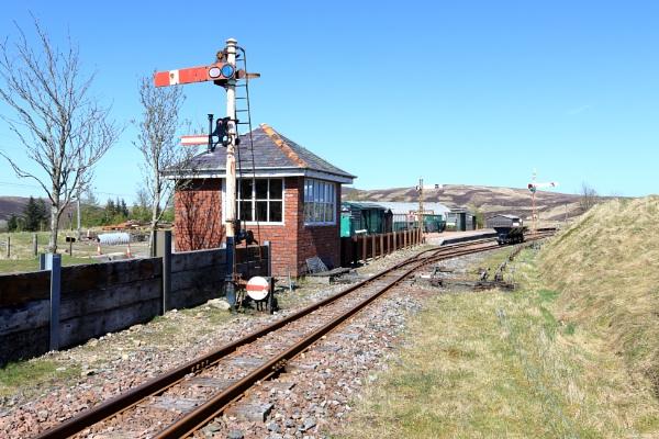 narrow gauge railway by callumcorrie