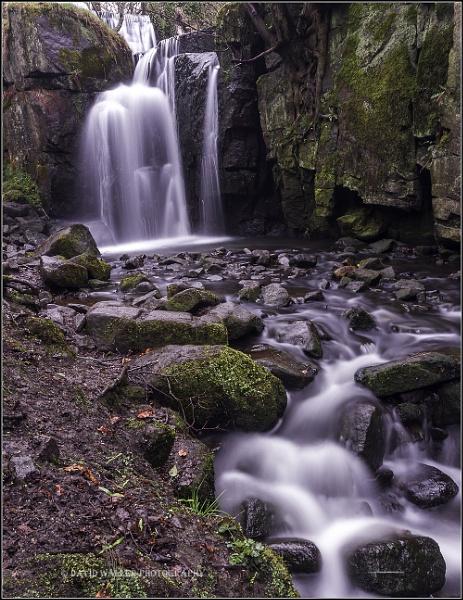 Lumdale Falls No3 by Dwaller