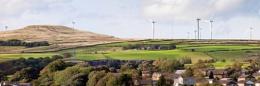 Knowl Hill & Scout Moor Wind Farm