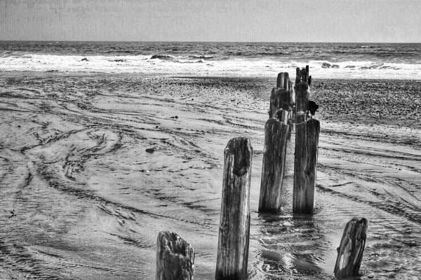 Sandsend beach by mmart