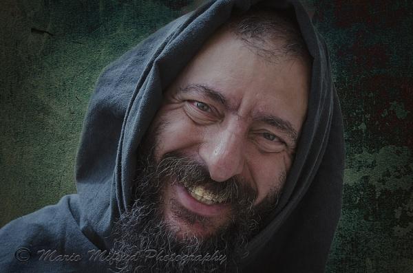 Smiling beggar. by dusfim