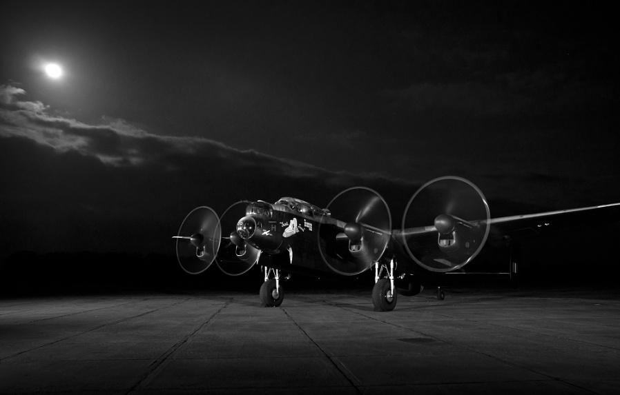 A bombers moon.......