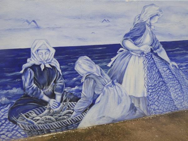 The Fishwives... by Chinga