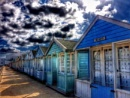 Beach huts Southwold by Metro6R4