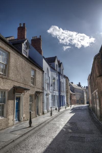 A Durham Street by Tissynoho