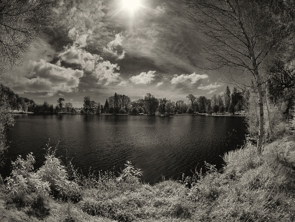 The High Pond by kaybee
