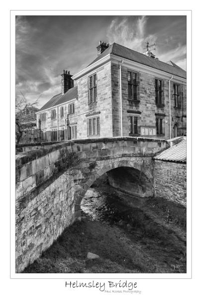 Helmsley Market Street Bridge - North Yorkshire - UK by PaulRookes