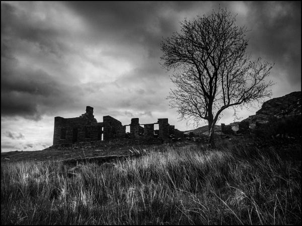 Cwm Orthin by bwlchmawr