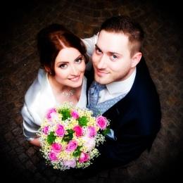 Vika&Frank just married