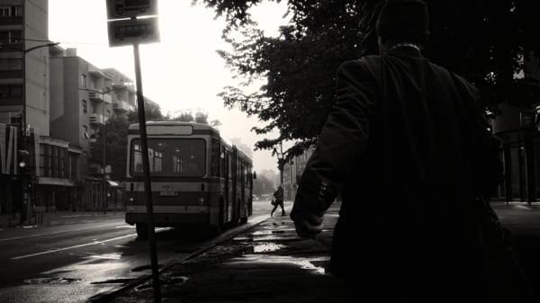Urban Scene CXXVII by MileJanjic