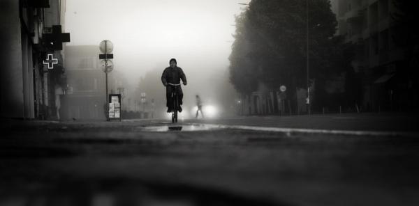 Urban Scene CXXVIII by MileJanjic