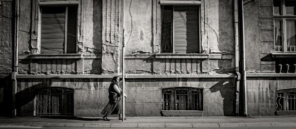 Urban Scene CXXIX by MileJanjic