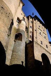 Urbino, Duke's palace