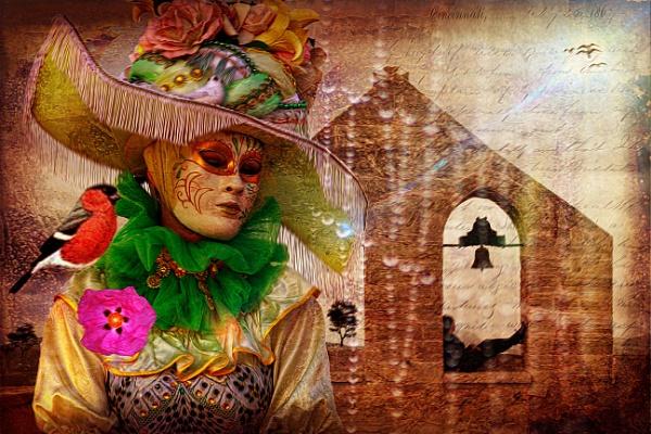 Church clown by fellingmal