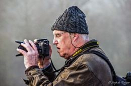 Concentrated PHOTOGRAPHER