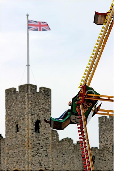 A Very British Summer Fair. by lifesnapper