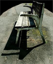 Pershore Road Bench