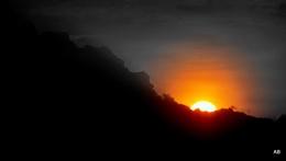 """"""" The Sun At Dusk """""""