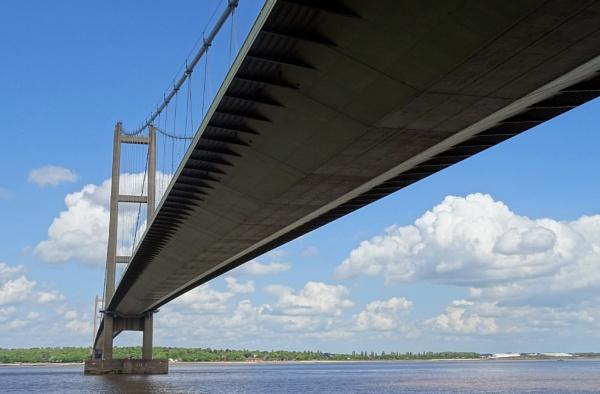 Humber Bridge by RAM