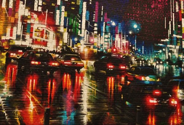 Street Lights! by Chinga