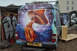 Another van today!