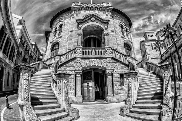 Architecture of Monaco by zdumus
