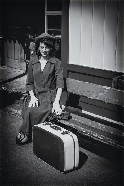 1940s rail shoot 001 by rich0077