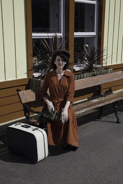 1940s rail shoot 004 by rich0077