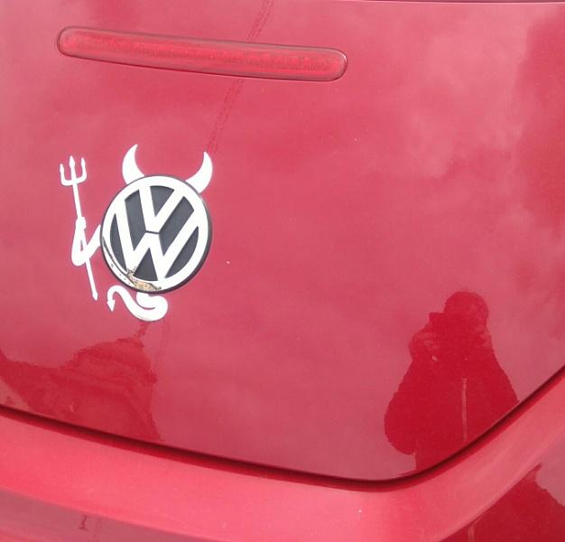 Scandalous VW