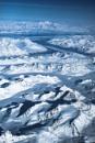 Alaska from 45,000 feet by JohnnyG