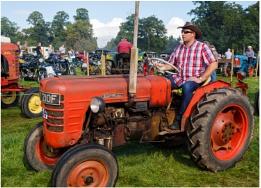 Sunday Tractors