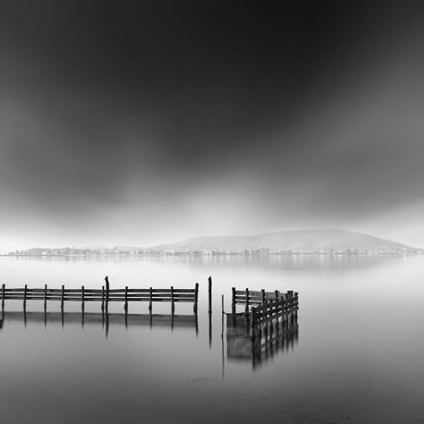 Aitoliko Lagoon by Diggeo