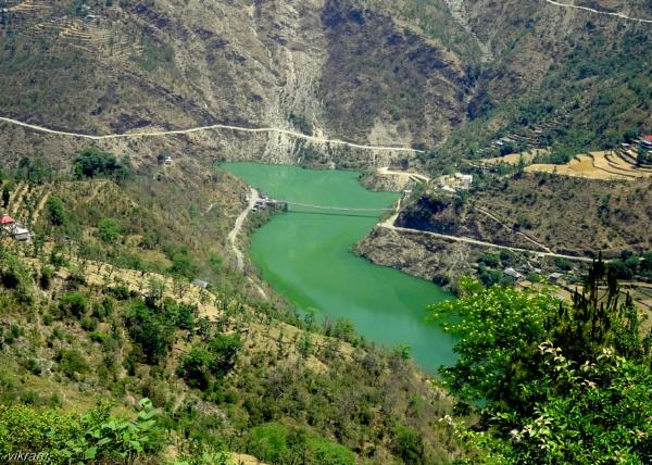 Pandoh Dam by Bantu