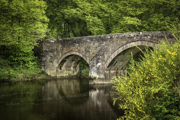 Hoddom Bridge by TrotterFechan