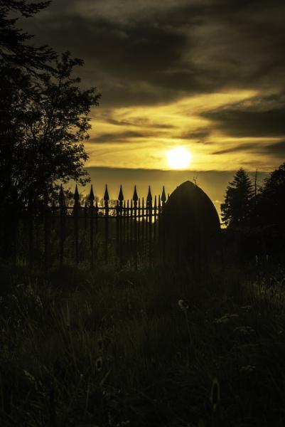 St. Kentigern\'s Churchyard by TrotterFechan