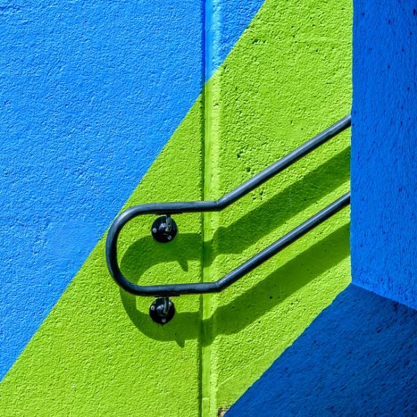 handrails by mogobiker