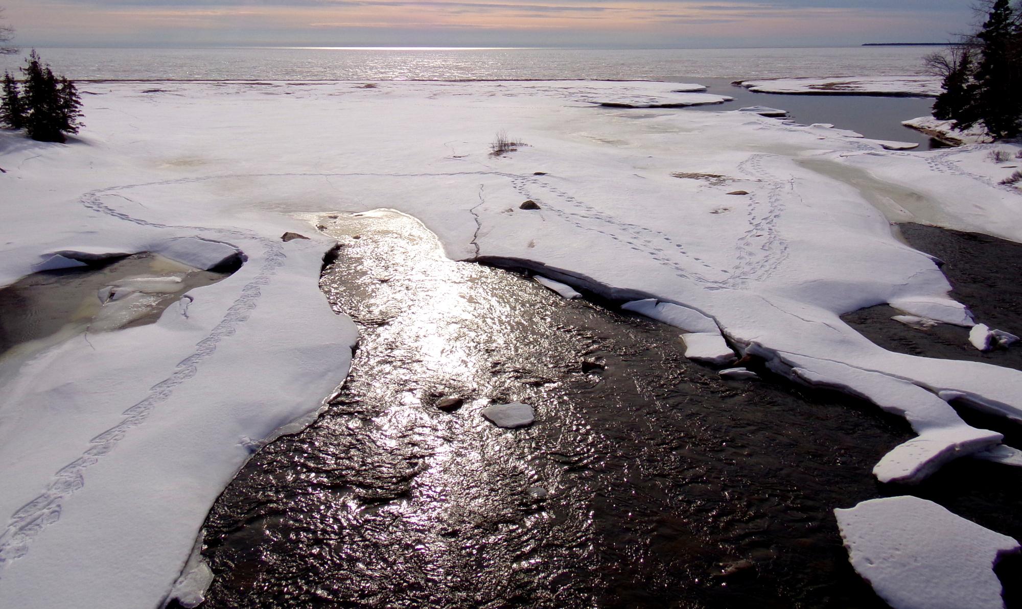 North Shore Lake Superior