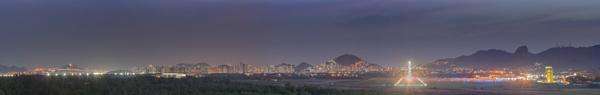 Vitória Cityscape by Kostas_74