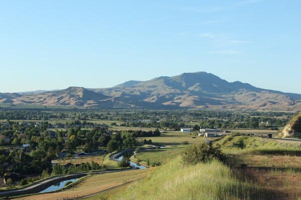 Shadow Mountain, Shadow butte, Idaho, USA by jarnold555