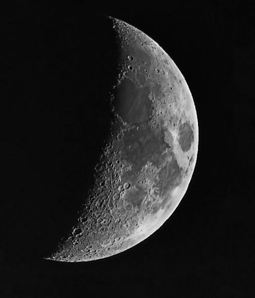 Half Moon by admphotography