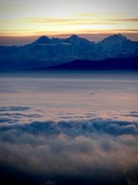 Les Alpes Suisse