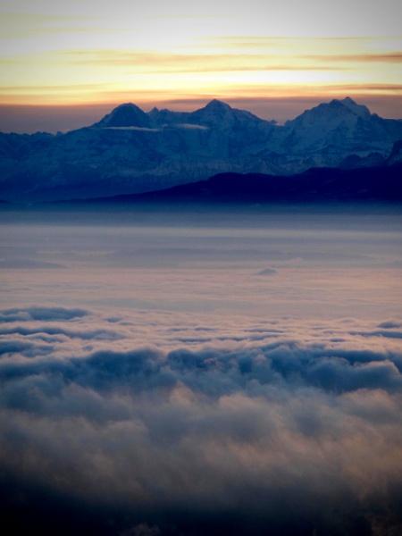 Les Alpes Suisse by matkaspa