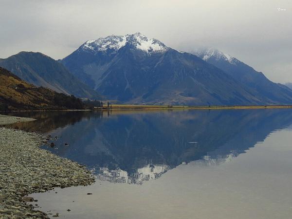 Lake Ohau 15 by DevilsAdvocate