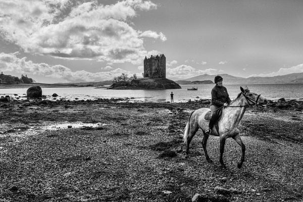 Castle Stalker by AndrewAlbert