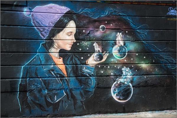 Camden street art 1 by rambler