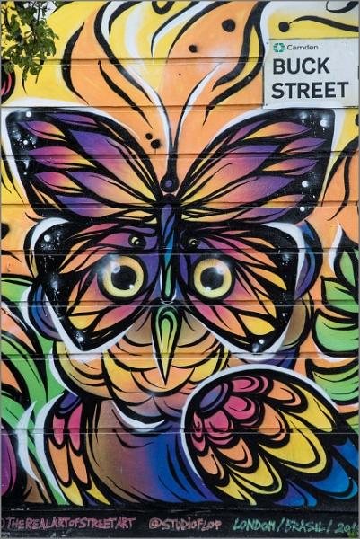Camden street art 3 by rambler