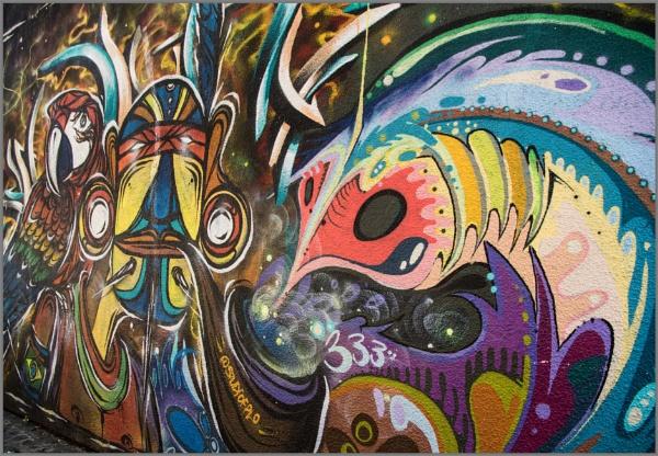 Camden street art 4 by rambler