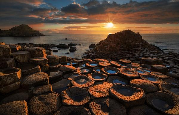 Giant\'s Causeway. by brzydki_pijak
