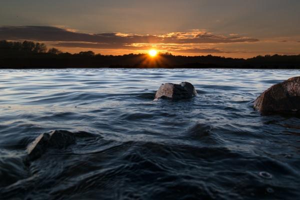 Kinnego Marina, Lough Neagh, Northern Ireland by s1ngerman